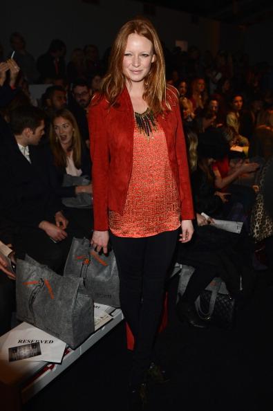 Ian Gavan「Zoe Jordan - Front Row - LFW F/W 2013」:写真・画像(0)[壁紙.com]