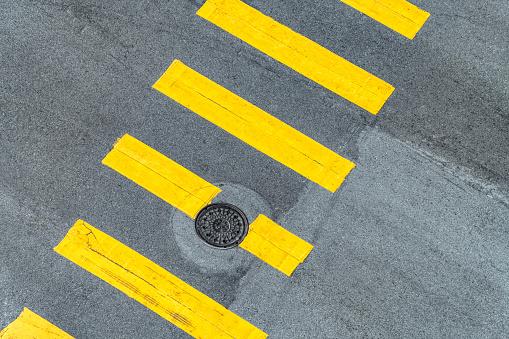 Road Marking「Crosswalk」:スマホ壁紙(8)