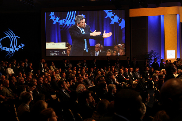 Global「World Leaders Debate Global Issues At Clinton Global Initiative」:写真・画像(15)[壁紙.com]