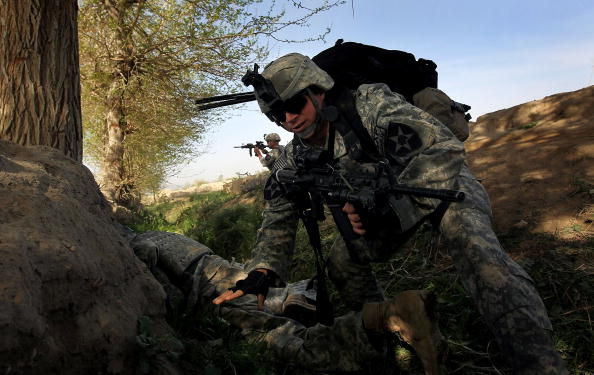 John Moore「U.S. Army Conducts Operations in Kandahar Province」:写真・画像(13)[壁紙.com]