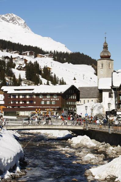 Ski Resort「Lech Am Alberg Ski Resort Austria」:写真・画像(16)[壁紙.com]