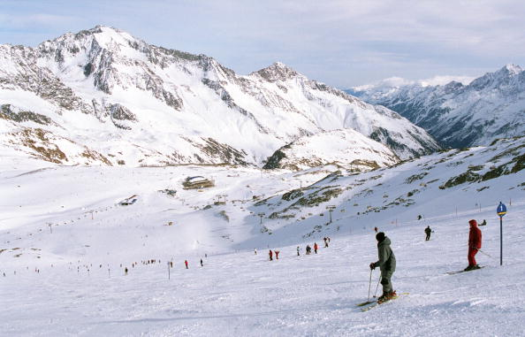European Alps「Snowboarding in Austria」:写真・画像(19)[壁紙.com]
