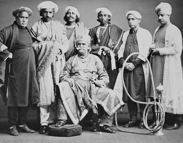 Indian Subcontinent Ethnicity「Maharaja Sir Ishwari Prasad Narayan Singh」:写真・画像(16)[壁紙.com]