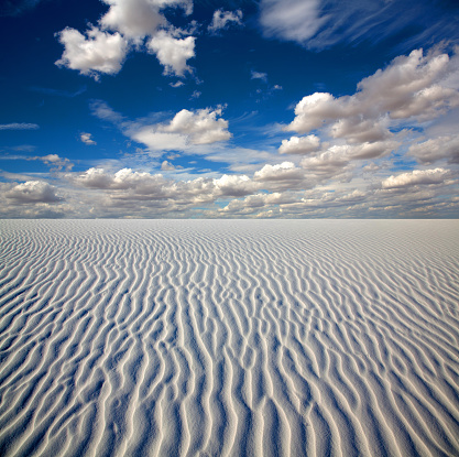 New Mexico「View of white sands monument park.」:スマホ壁紙(9)