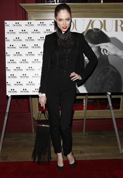 Black Suit「DuJour Magazine Gala With Coco Rocha & Nigel Barker Presented By TW Steel」:写真・画像(14)[壁紙.com]