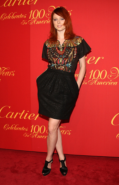 T-strap Shoe「Cartier 100th Anniversary in America Celebration - Red Carpet」:写真・画像(10)[壁紙.com]