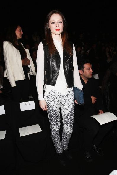 男性用ベスト「TRESemme At Rebecca Minkoff - Front Row - Fall 2013 Mercedes-Benz Fashion Week」:写真・画像(19)[壁紙.com]
