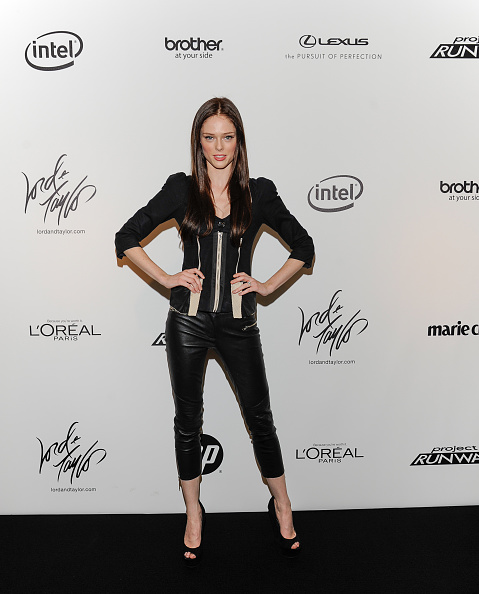 """Cropped Pants「Project Runway Season 10 """"Wrap Party"""" Hosted By Lord & Taylor And Sponsored By HP/Intel, Brother, L'Oreal, Marie Claire And Lexus」:写真・画像(11)[壁紙.com]"""