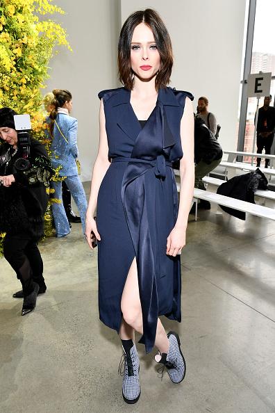 ニューヨークファッションウィーク「Jason Wu - Front Row - February 2018 - New York Fashion Week: The Shows」:写真・画像(15)[壁紙.com]