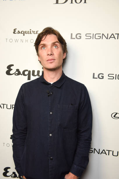 Townhouse「An Evening with Steven Knight and Cillian Murphy from Peaky Blinders at Esquire Townhouse with Dior」:写真・画像(9)[壁紙.com]
