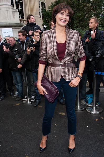 春「Chanel: Outside Arrivals - Paris Fashion Week Womenswear Spring / Summer 2013」:写真・画像(10)[壁紙.com]