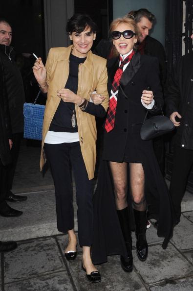 Atelier - Fashion「Jean-Paul Gaultier - Arrivals - Paris Fashion Week Haute Couture S/S 2011」:写真・画像(19)[壁紙.com]