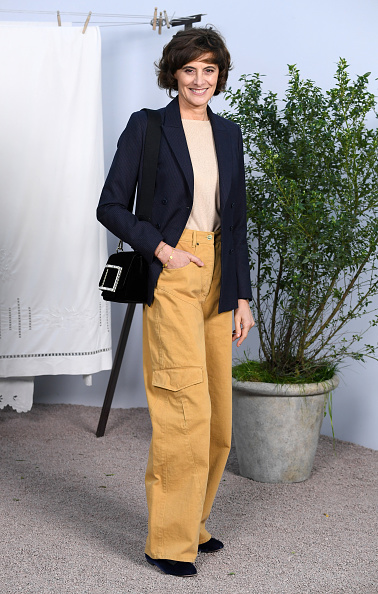 Spring Summer Collection「Chanel - Photocall - Paris Fashion Week - Haute Couture Spring Summer 2020」:写真・画像(16)[壁紙.com]