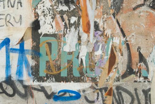 Rebellion「Graffiti, Lower East Side, New York City」:スマホ壁紙(18)