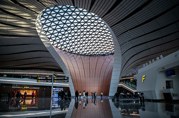 Tourism「Beijing's Massive New Daxing Airport」:写真・画像(19)[壁紙.com]
