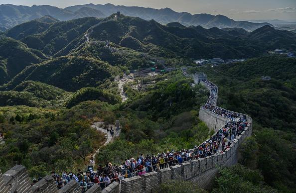 Tourism「China Celebrates National Day & Mid-Autumn Festival」:写真・画像(4)[壁紙.com]