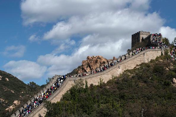 Tourism「China Celebrates National Day & Mid-Autumn Festival」:写真・画像(9)[壁紙.com]