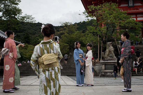 Tourism「Tourism Boom In Kyoto」:写真・画像(18)[壁紙.com]
