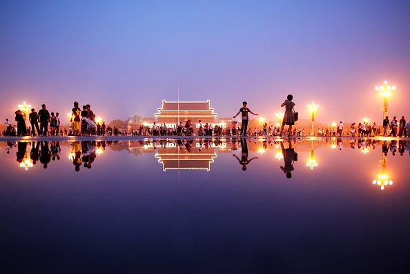 Tourism「China Prepares Military Parade For National Day」:写真・画像(7)[壁紙.com]