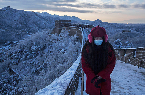 Snowing「China Daily Life - Weather」:写真・画像(9)[壁紙.com]