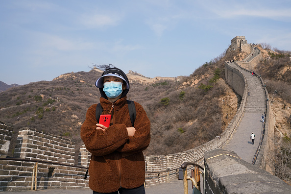 Empty「China Opens The Great Wall To Tourists As Global Coronavirus Cases Climb」:写真・画像(0)[壁紙.com]