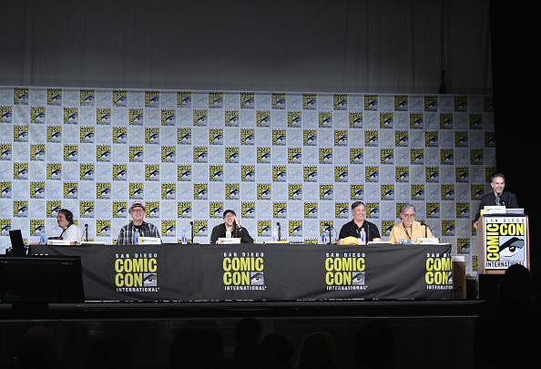 "David Silverman「Comic-Con International 2017 - ""The Simpsons"" Panel」:写真・画像(16)[壁紙.com]"
