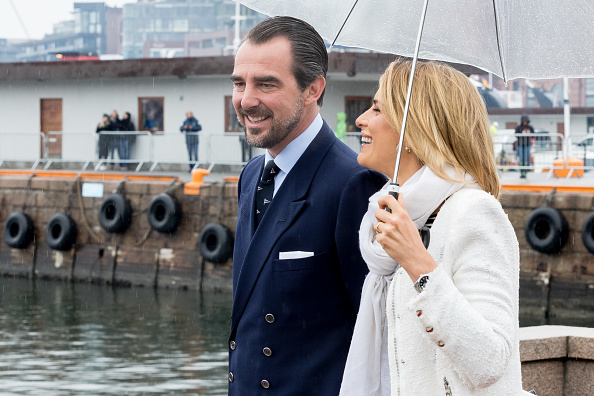 Prince Nikolaos「King and Queen Of Norway Celebrate Their 80th Birthdays - Lunch on the Royal Yacht - Day 2」:写真・画像(17)[壁紙.com]