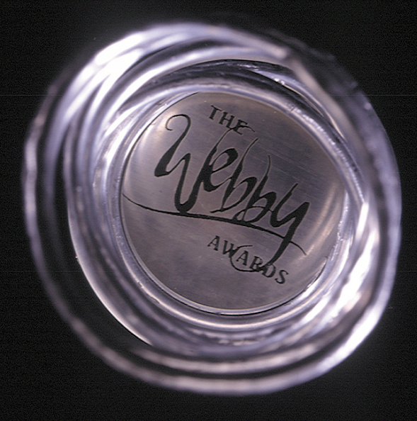 Webby「The Webby Award's Coil Cable Design...」:写真・画像(4)[壁紙.com]