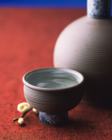 Sake「Sake, Close Up, Differential Focus」:スマホ壁紙(4)