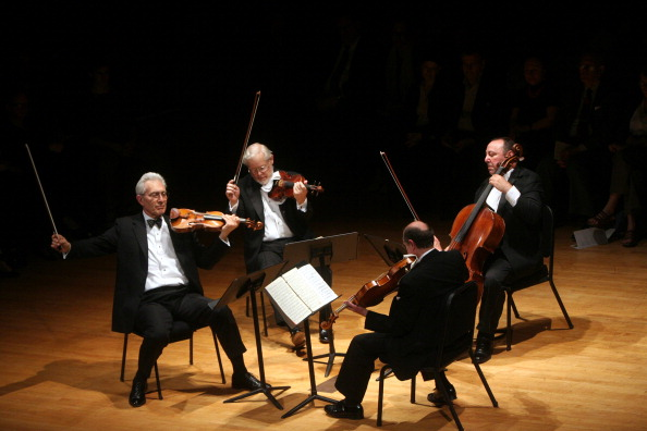String Quartet「Guarneri String Quartet」:写真・画像(2)[壁紙.com]