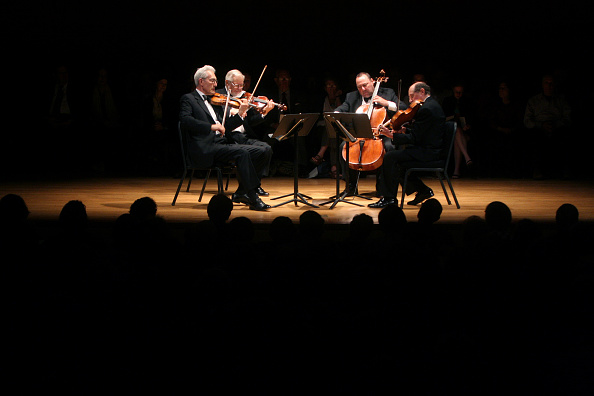 String Quartet「Guarneri String Quartet」:写真・画像(6)[壁紙.com]