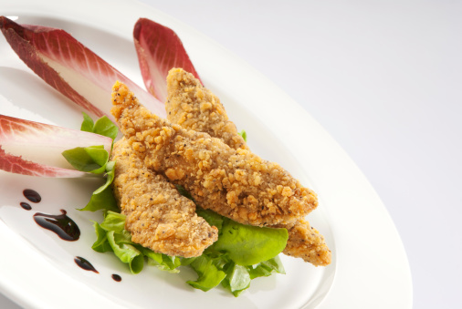 Breaded Chicken「Crispy chicken fingers」:スマホ壁紙(12)