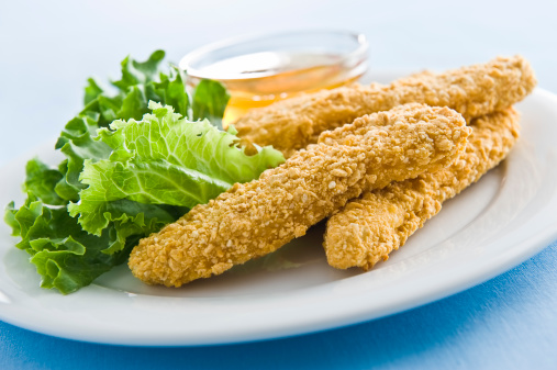 Breaded Chicken「Crispy chicken fingers」:スマホ壁紙(17)