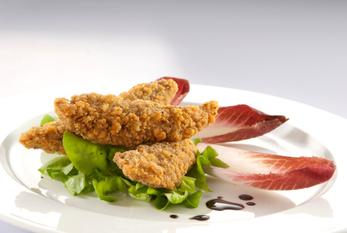 Breaded Chicken「Crispy chicken fingers」:スマホ壁紙(15)