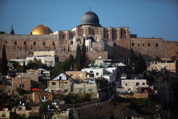 Place of Worship「East Jerusalem Development Plans Put On Hold」:写真・画像(1)[壁紙.com]