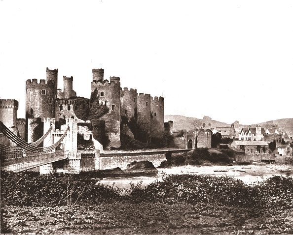 Conwy「Conway Castle」:写真・画像(15)[壁紙.com]