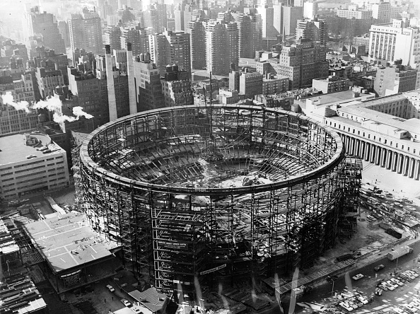 Construction Industry「Madison Square Garden」:写真・画像(12)[壁紙.com]