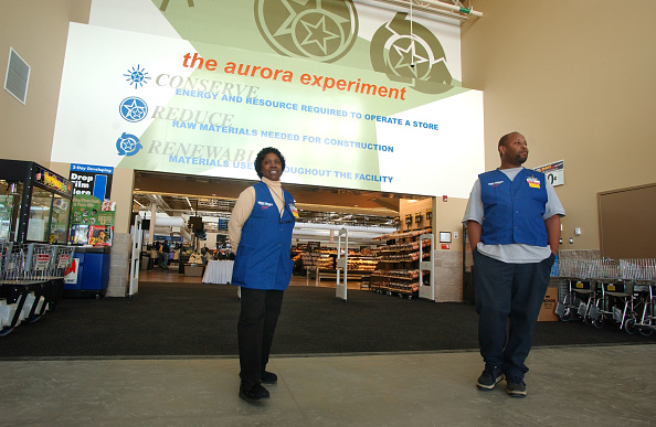 "Greeting「Wal-Mart Opens New ""Experimental"" Store」:写真・画像(0)[壁紙.com]"