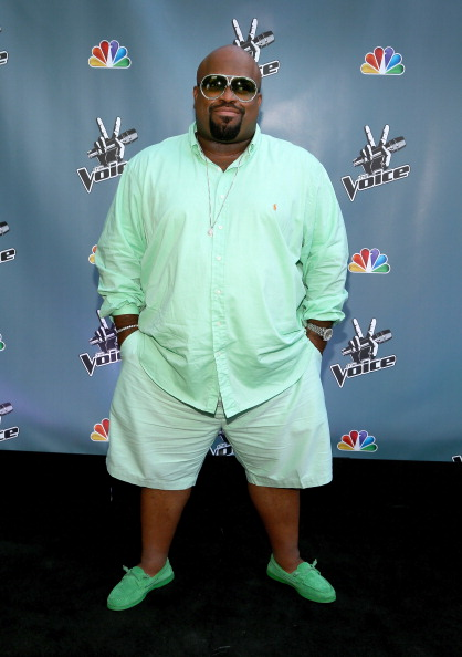"Loafer「NBCUniversal's ""The Voice"" Press Junket And Cocktail Reception」:写真・画像(5)[壁紙.com]"