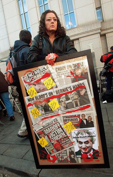 Image Montage「Bernie Madoff Pleads Guilty To $50 Billion Scheme To De-Fraud Investors」:写真・画像(19)[壁紙.com]