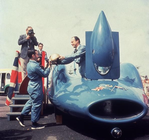 モータースポーツ「Campbell's Bluebird」:写真・画像(6)[壁紙.com]