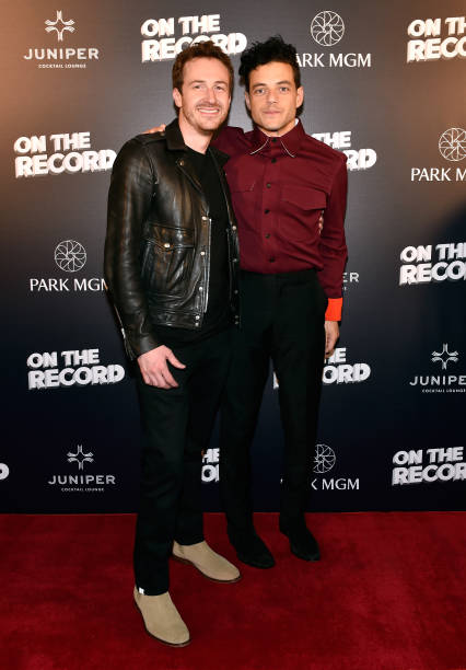 """Bohemian Rhapsody"" Cast Members Attend Queen + Adam Lambert Post-Show VIP Reception At Juniper Cocktail Lounge Presented By On The Record At Park MGM:ニュース(壁紙.com)"