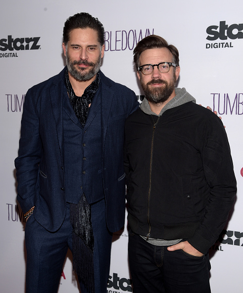"Blue Jacket「Starz Digital And The Cinema Society Host A Special Screening Of ""Tumbledown"" - Arrivals」:写真・画像(10)[壁紙.com]"