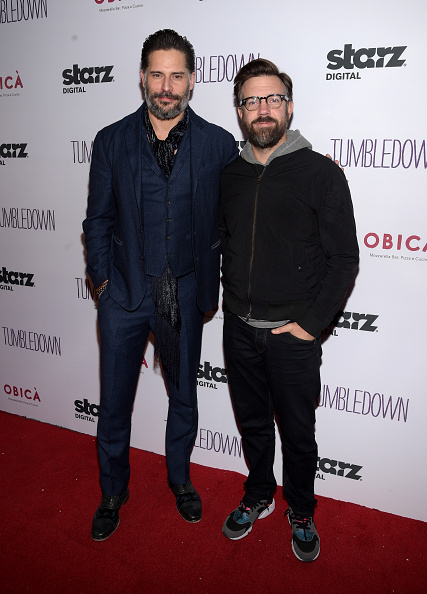 "Blue Jacket「Starz Digital And The Cinema Society Host A Special Screening Of ""Tumbledown"" - Arrivals」:写真・画像(11)[壁紙.com]"