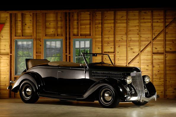Journey「Ford Radster 1937」:写真・画像(6)[壁紙.com]