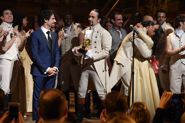 音楽「The 58th GRAMMY Awards - 'Hamilton' GRAMMY Performance」:写真・画像(13)[壁紙.com]