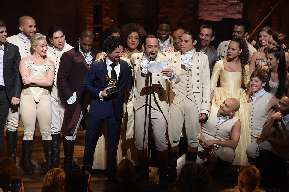 音楽「The 58th GRAMMY Awards - 'Hamilton' GRAMMY Performance」:写真・画像(14)[壁紙.com]