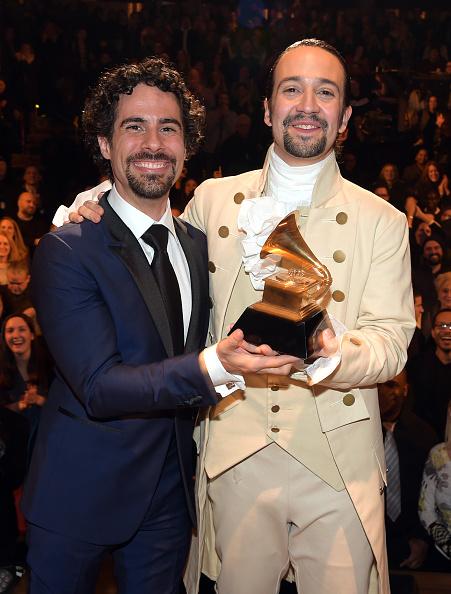 Music「The 58th GRAMMY Awards - 'Hamilton' GRAMMY Performance」:写真・画像(2)[壁紙.com]