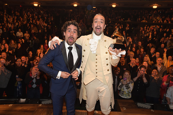 音楽「The 58th GRAMMY Awards - 'Hamilton' GRAMMY Performance」:写真・画像(15)[壁紙.com]