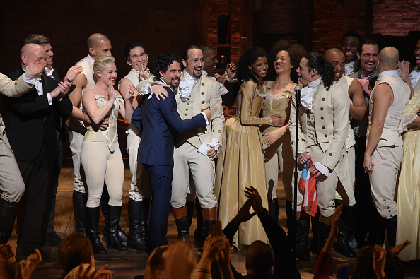 音楽「The 58th GRAMMY Awards - 'Hamilton' GRAMMY Performance」:写真・画像(5)[壁紙.com]